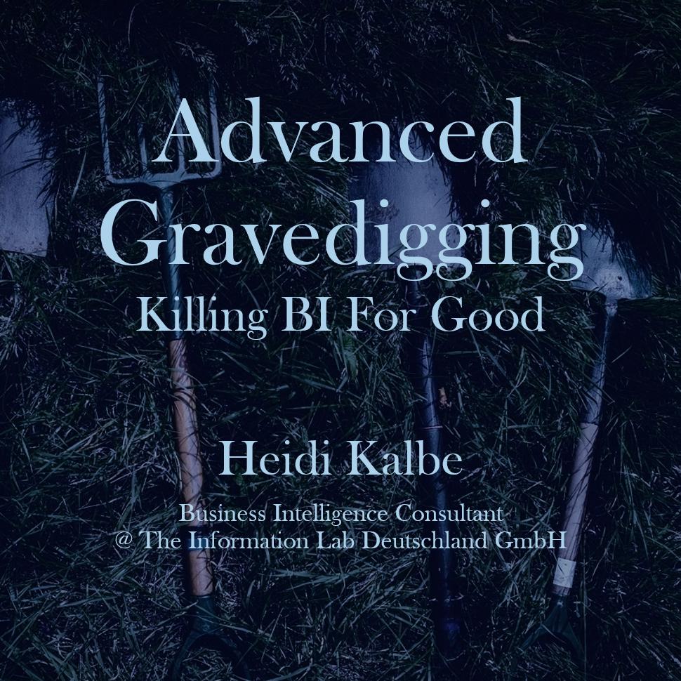 Advanced Gravedigging